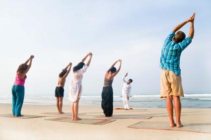 Vi söker nybörjare som vill börja yoga och blogga!
