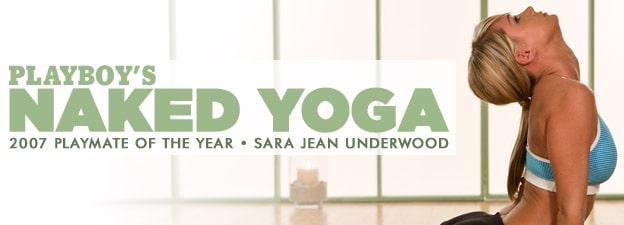 Sara Underwood Yoga Pin Sara-underwood-yog...