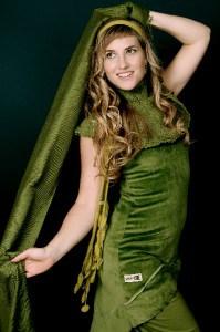 Anna Asplunds är yogaläraren som startat klädmärke
