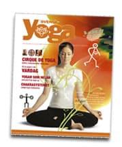 Göran Bolls yogatidning svensk yoga