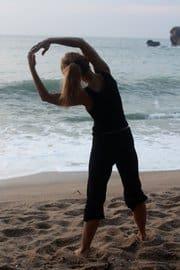 Mia Elmlund på Yogaroom