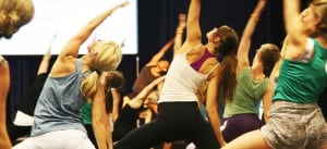 Yoga Games i Göteborg