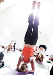 Dans och Yogafestival på Ängsbacka