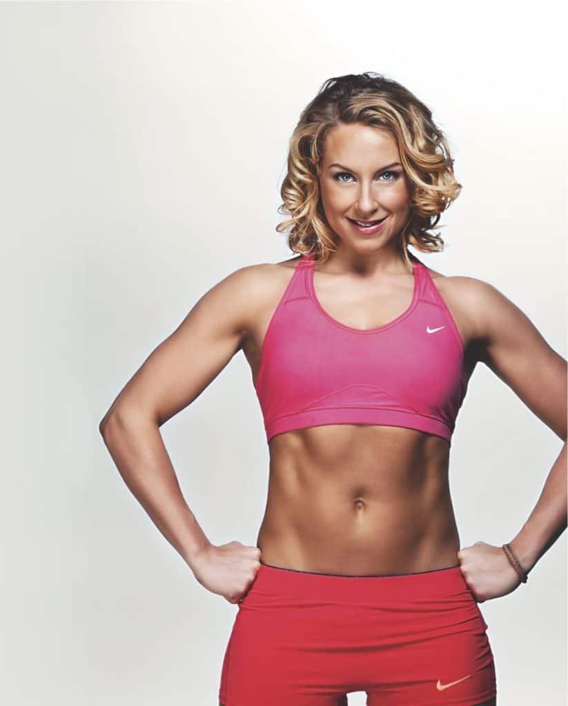 Johanna Andersson har utvecklat Global Yoga