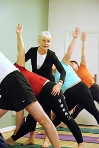 Göteborgs Yogacentrum firar 25 år