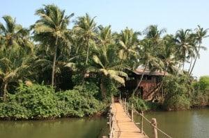 Ashiyana yoga & spa village, Goa, Indien