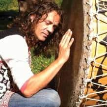 Soundhealing med Igor Olivier Ezendam Bali Spirit Festival