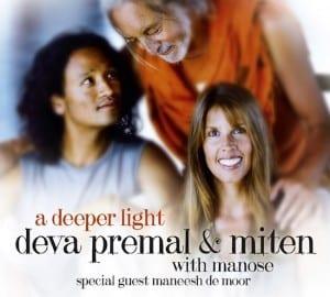 Deva Premal och Mitens nya skiva A deeper light