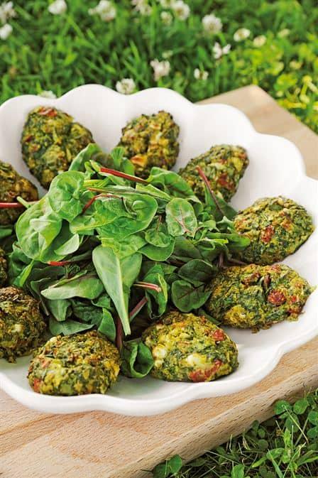 Recept på Grönsaksbiffar