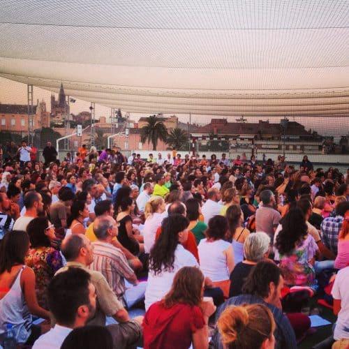 Barcelona yogafestival