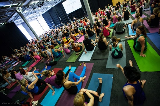 Yoga Games – Nordens största Yogaevent går av stapeln 9-11 maj
