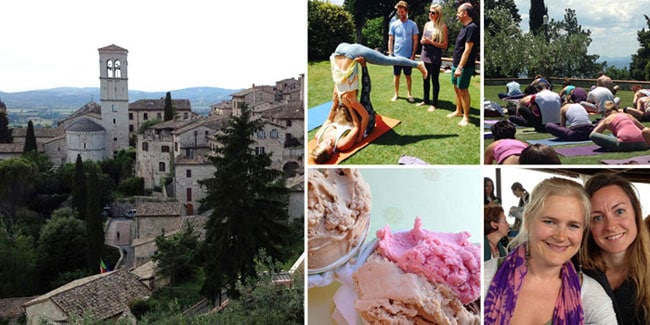 Meditationsretreat i Italien