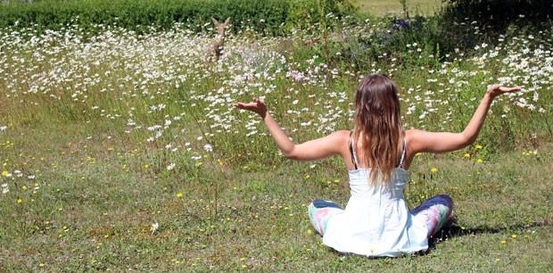 Yoga kan ta oss förbi våra svårigheter och förvandla de till kärlek!