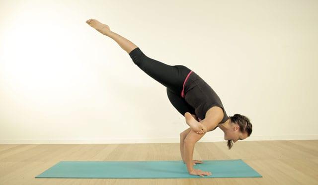 Yoga är mycket mer än träning