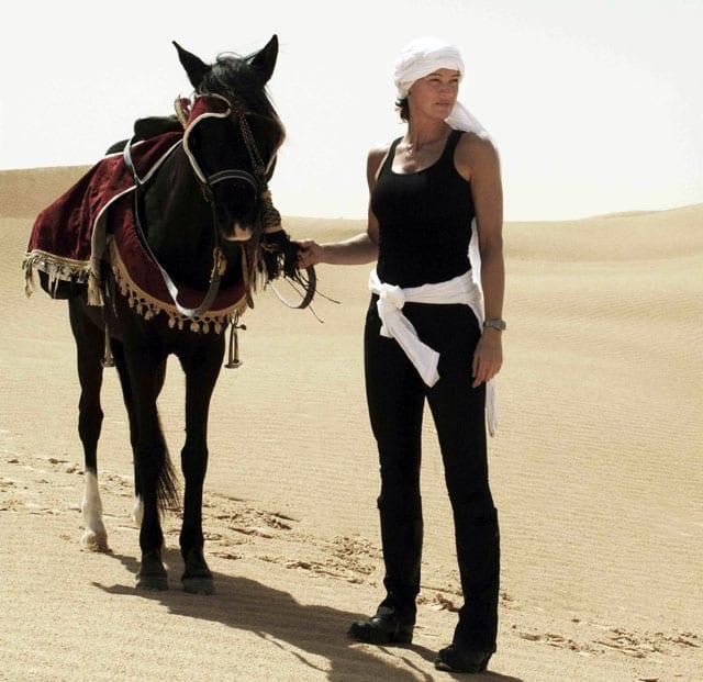Ryttaryoga - yoga på häst