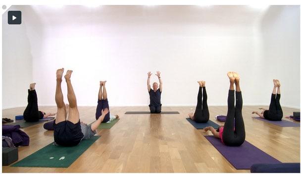 Yoga Hemma med Rod Stryker