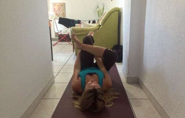 Min yoga!