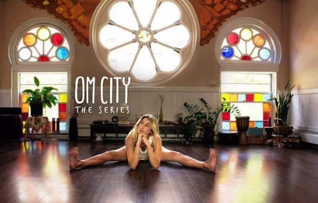 Om City - en ny tv-serie med yoga i fokus
