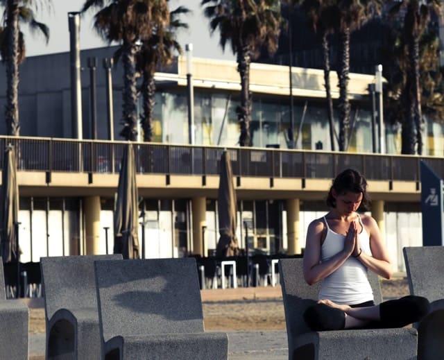 Veckans yogi: Jasmine Hedlund
