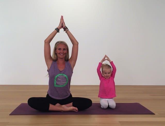 Gratis yogasaga från Yogobe