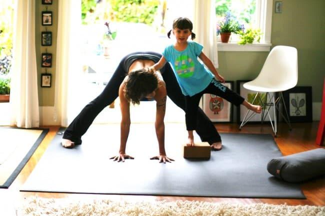 Mandukas dyraste och största yogamatta?
