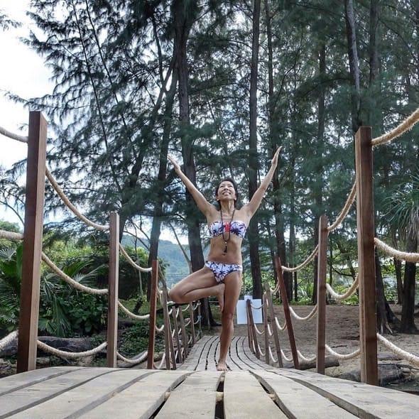 Veckans yogalärare: Monika Björn