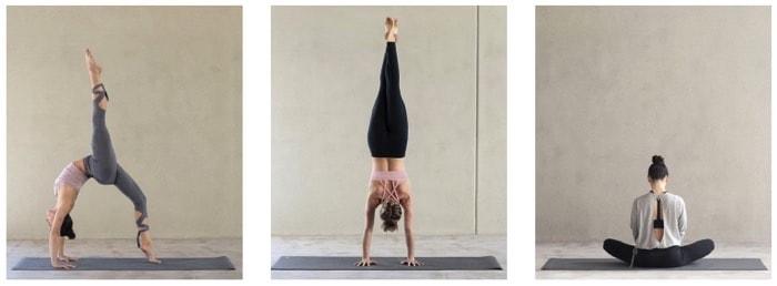 Manduka gör yogakläder