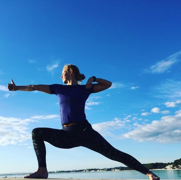 Yogajona är Veckans yogalärare