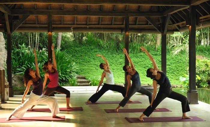 Yogaresor till Spanien