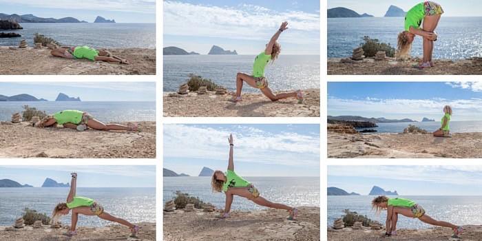 Yoga för löpare