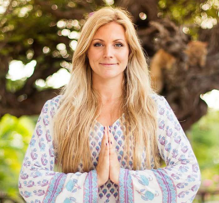 """""""Yoga Girl"""" öppnar yogacenter i Stockholm"""