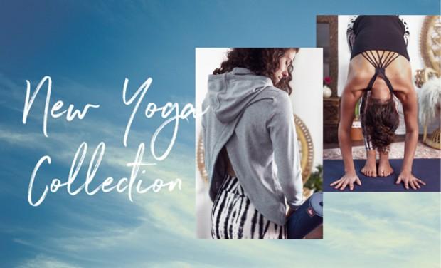 Indiska lanserar yogakollektion i hållbart material