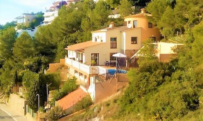 Ashram Villa Sunshine,  Sitges, Barcelona