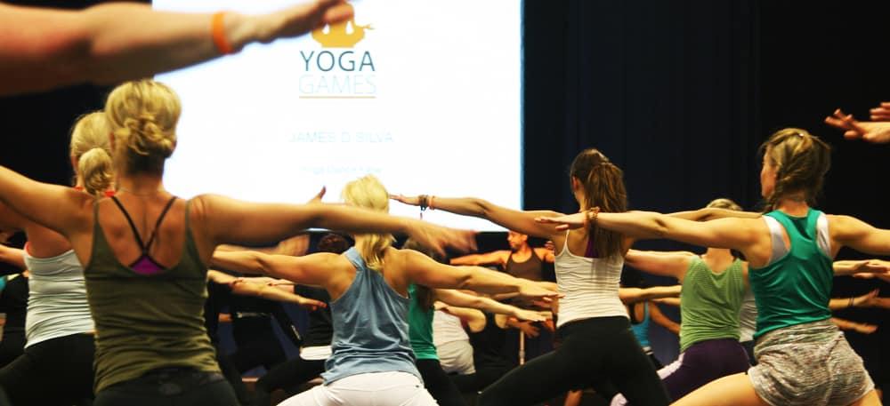 Yoga Games - Nordens största yogakonferens