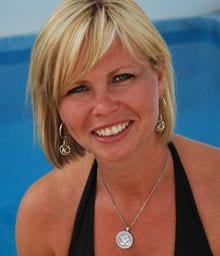 Yogaläraren Petra Wigermo