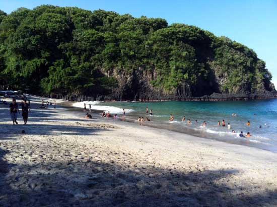 Balis vackraste strand