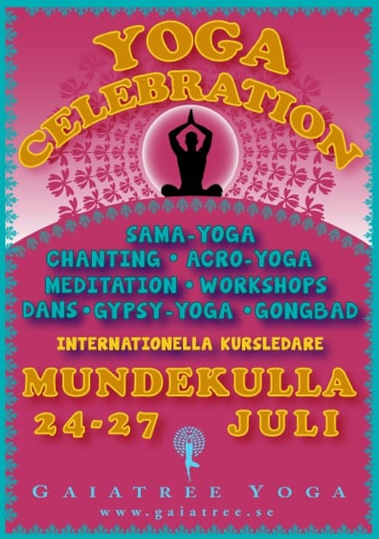 Yogafestivalen: Yoga Celebration