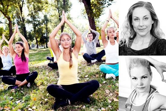 Yoga på Kulturkalaset