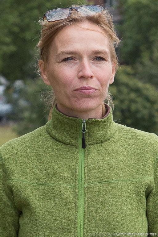 Camilla Lund Elander. Foto: Stefan Wulkan