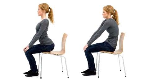 RRyggflex mjukar upp ryggen.