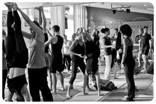 Yogalärarutbildning i Göteborg.