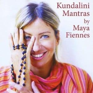 Yogamusik av yogaläraren Maya Finnes
