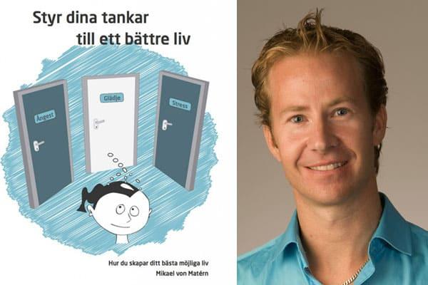 Coachen och författaren Mikael Mantern