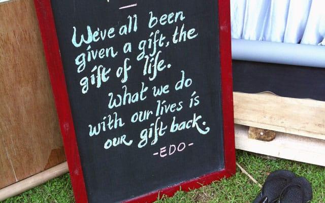 Bli lycklig och skapa ditt bästa liv