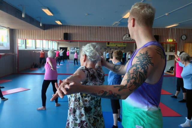 Yoga för Seniorer i Göteborg