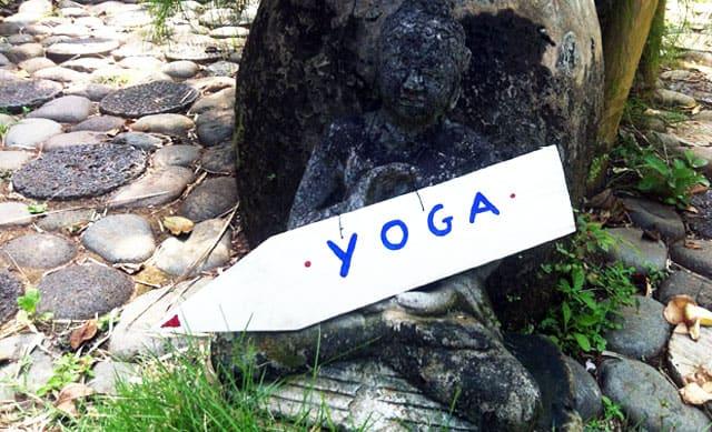 Digital Detox med Yoga
