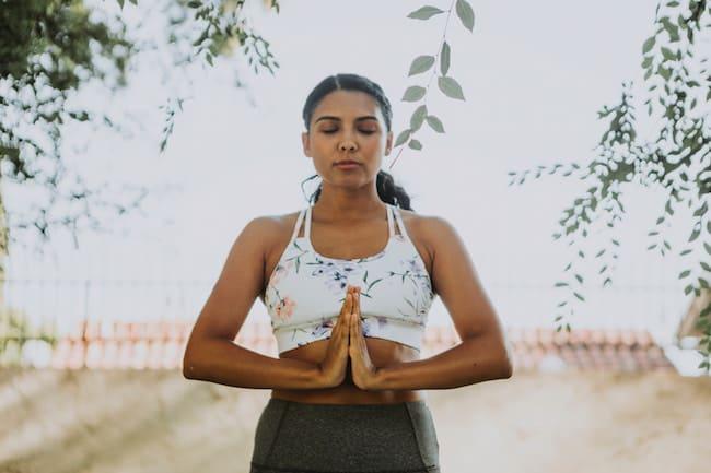 Vad betyder Namasté?
