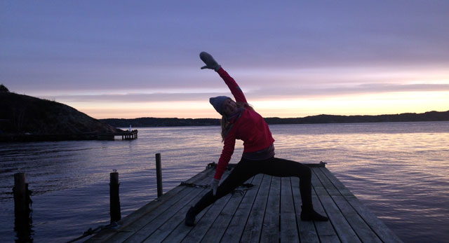 Därför vill du ha en partner som gör yoga!