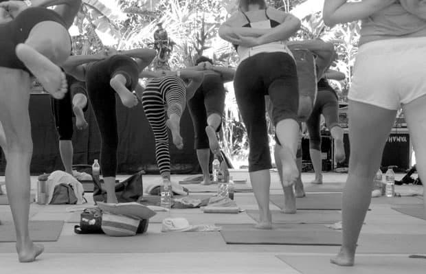 Flexibel för yoga?