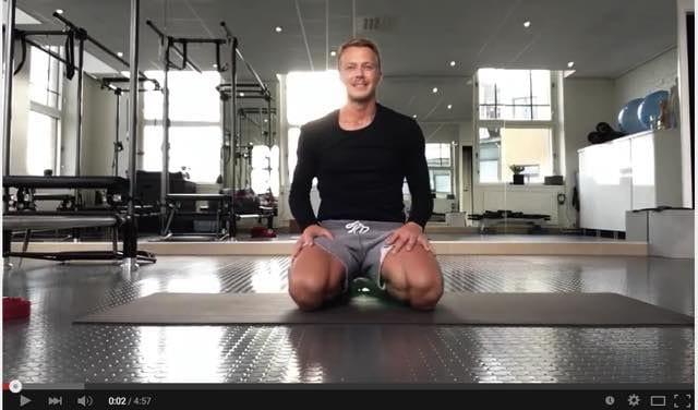 Yoga för ryggen - gratis yogaklass med Magnus Ringberg